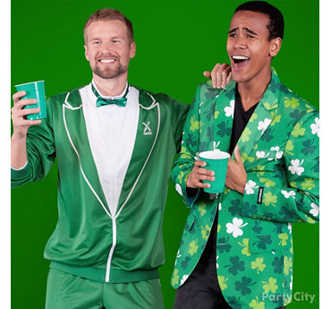 St. Patricks Day Festively Tacky Outfit Ideas