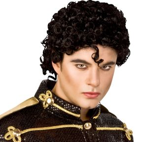 michael jackson hair style curly michael jackson wig city 7510
