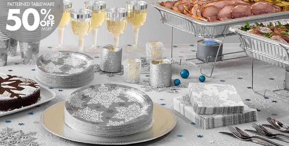 Shining Season Party Supplies