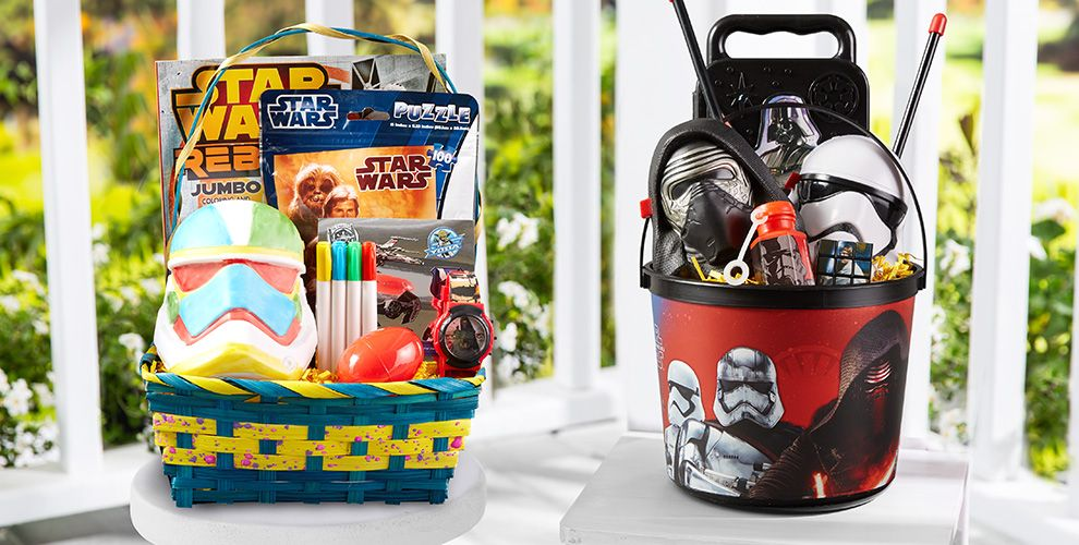 Build Your Own Star Wars Easter Basket