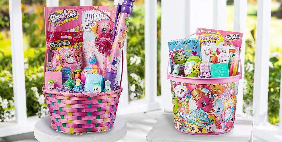 Build Your Own Shopkins Basket