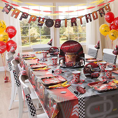 Cars Party Table Idea