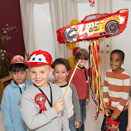 Cars Pinata Game Idea