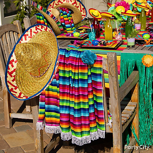 Fiesta Chair Decorating Ideas Party City Party City