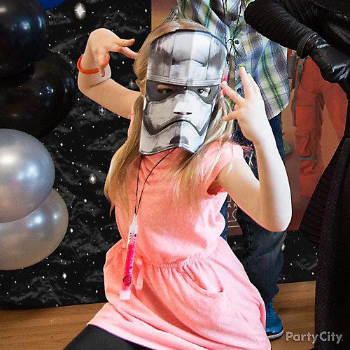 Star Wars Dress Up Gear Idea