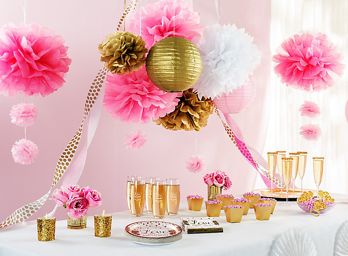 wedding shower decorations cheap sparkling bridal shower ideas city 1148