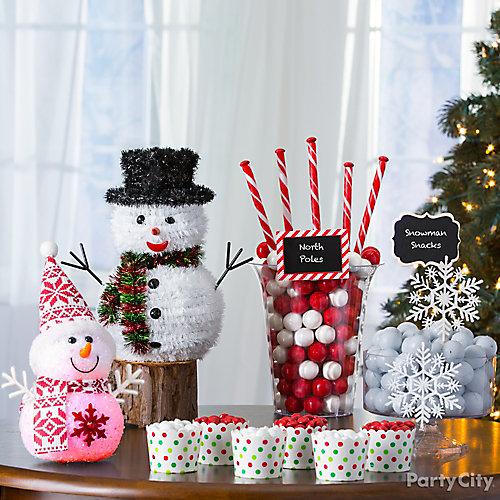 Snow Much Fun Candy Idea