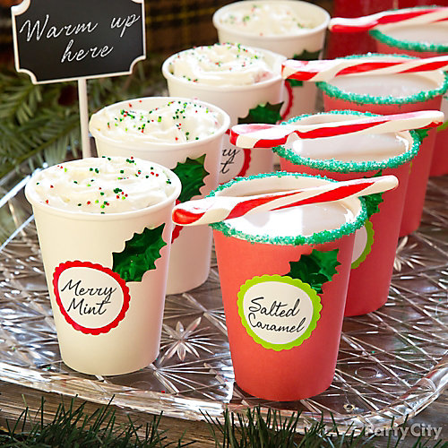 Merry Cups of Cocoa