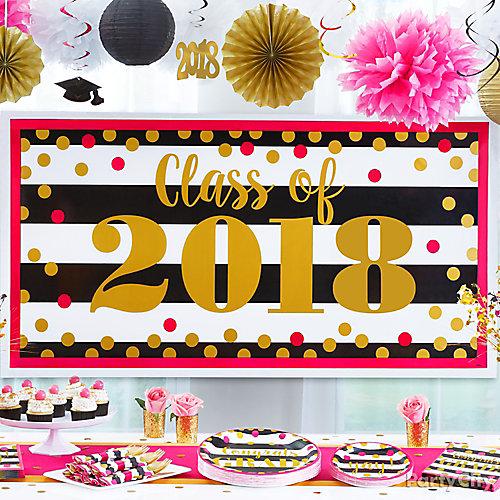 Class of 2018 Banner Idea