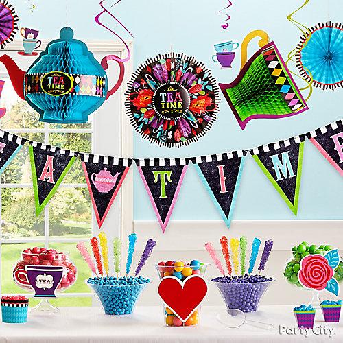 Crazy Candy Buffet Idea