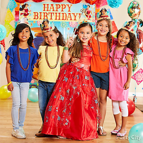 Elena of Avalor Party Ideas