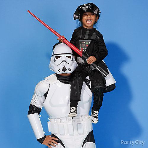 Star Wars Group Costume Idea