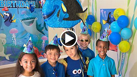 19 splashy party tips!