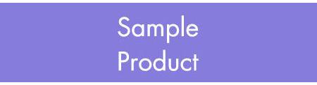 Black & Purple Tinsel Garland
