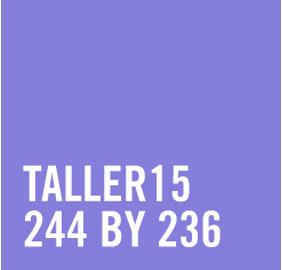 Metallic Purple & Teal Pastel Birthday Banner