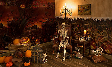 Halloween Decoration Themes Party City