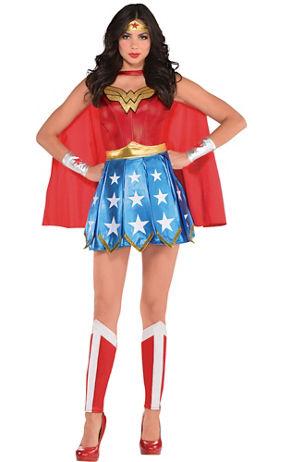 Women's Wonder Woman Accessories | Party City