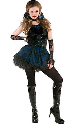 Vampire Costumes for Kids & Adults - Vampire Costume Ideas | Party ...