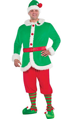 Christmas elf costumes for kids adults elf outfits adult north pole elf costume solutioingenieria Choice Image
