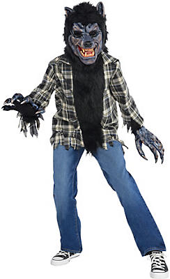 Boys Horror Costumes - Scary Halloween Costumes for kids | Party City