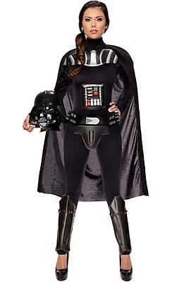 adult sassy darth vader costume star wars