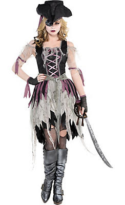 Pirate Costumes for Women - Sexy Pirate Costume Ideas   Party City