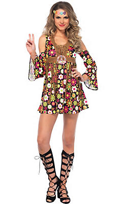 60s Costumes for Women - Hippie Costumes & Costume Ideas   Party City
