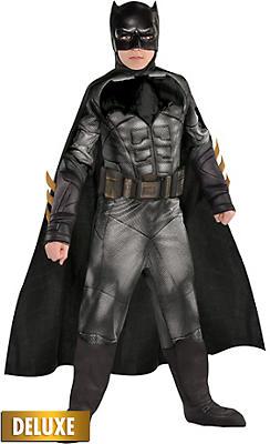 boys batman muscle costume justice league
