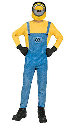 Despicable Me costumes and accessories.