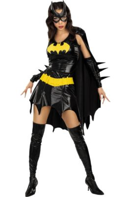 adult batgirl costume batman