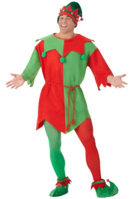 c127e579b7 Christmas Elf Costumes for Kids   Adults - Elf Outfits   Accessories ...