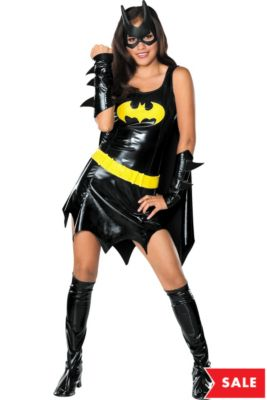 teen girls batgirl costume batman