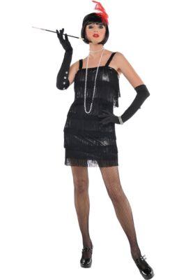 c00b5f0d794 Flapper Costumes - 1920s Flapper Dresses for Women