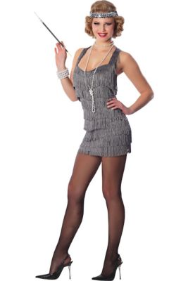 fe6e687ad3d 1920s Costumes - Flapper   Gangster Costumes