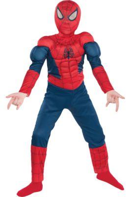 Boys Superhero Costumes Kids Superhero Halloween Costumes Party City