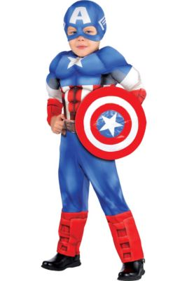 a3456399 Captain America Costumes for Kids & Adults - Captain America ...