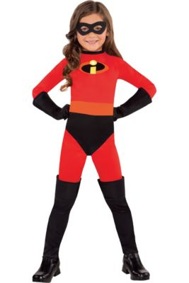 girls violet costume the incredibles