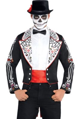 ca4dbc4faf2f2 Day of the Dead Costumes - Day of the Dead Halloween Costumes ...