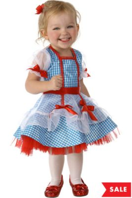 baby glitter dorothy costume the wizard of oz