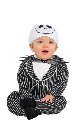 Baby Jack Skellington Costume - The Nightmare Before Christmas