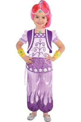 girls shimmer costume shimmer and shine