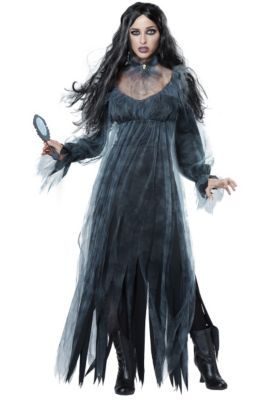 Halloween Costumes Scary Women.Women S Horror Gothic Costumes Party City