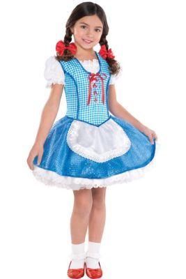 a7c50539ae7e Officially Licensed Dorothy Costumes - Wizard of Oz   Party City