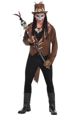 adult witch doctor costume premier
