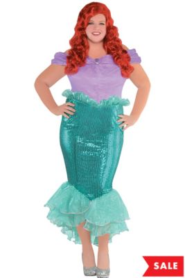 29851930d Disney Princess Ariel Costumes for Kids | Party City Canada