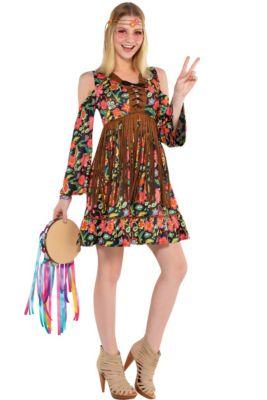 c02f8130c1 60s Costumes - 1960s Hippie Costumes