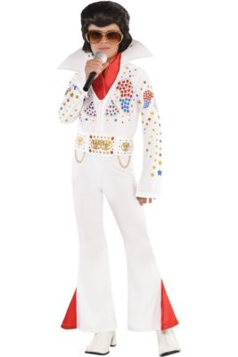 d1b69095760 Boys King of Rock  n  Roll Costume