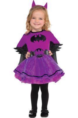 baby purple batgirl costume batman