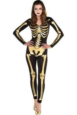 490edf1141bb1 Skeleton Costumes for Kids & Adults - Skeleton Halloween Costumes ...