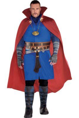3ca0e5abe17 Mens Dr. Strange Costume Plus Size - Avengers  Infinity War